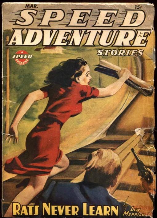 Speed Adventure Stories