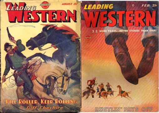 Leading Western