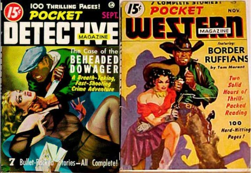 Pocket Detective, Pocket Western