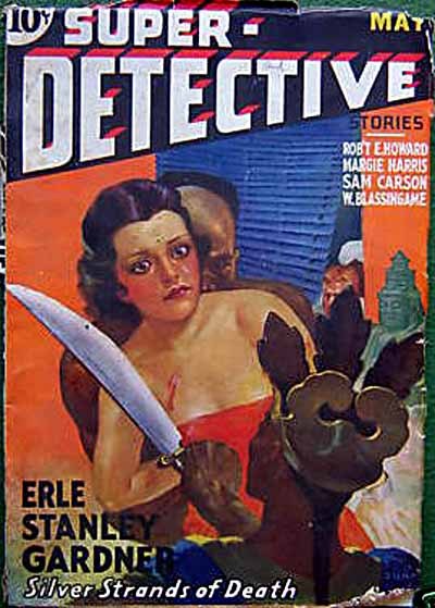 Super-Detective Stories.