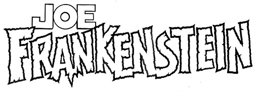 Joe Frankenstein logo by Gaspar Saladino.