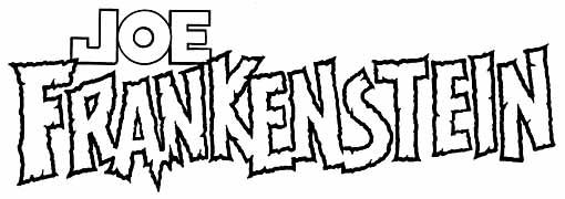 Joe Frankenstein logo final by Gaspar.