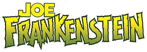 Joe Frankenstein logo colored by Graham Nolan.