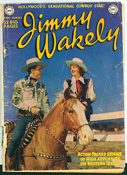 Cover of Jimmy Wakely #7