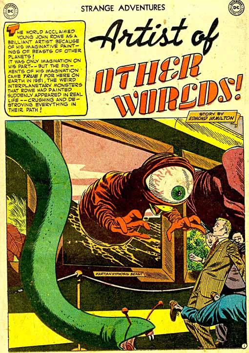Strange Adventures #13 page
