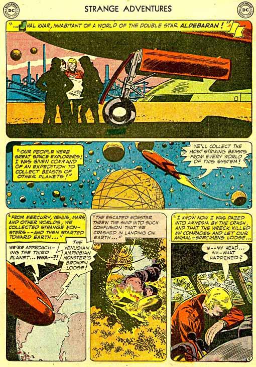 Strange Adventures 13 page