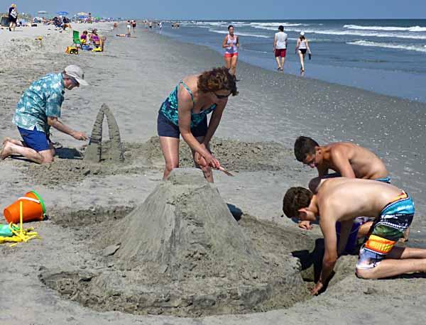 SandBuilding
