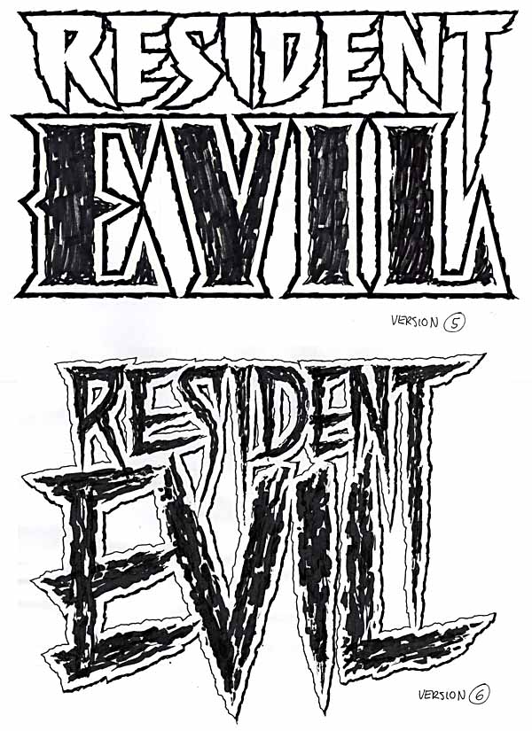 ResidentEvilSketches
