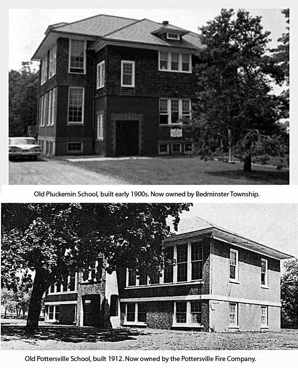 OldPluckemin-PottersvilleSchools