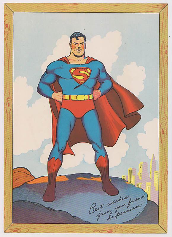 SupermanCard