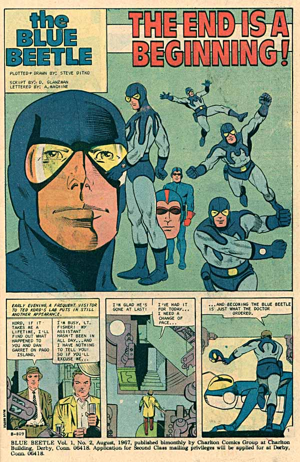 BlueBeetle1967AMachine
