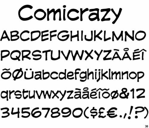 Comicrazy
