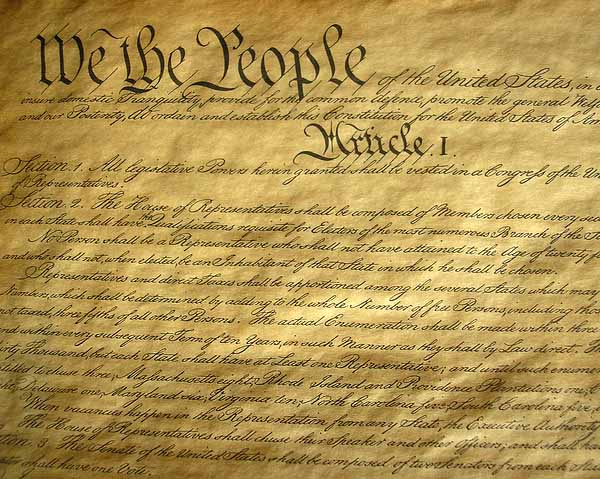 The-US-Constitution