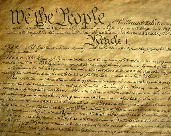 The-US-Constitution