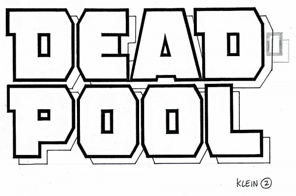 DeadpoolKleinSketch