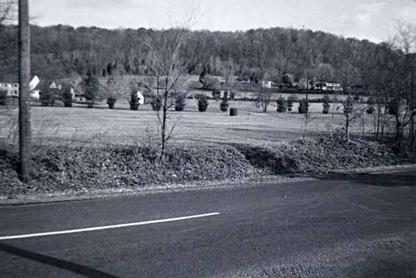 NorthfromKleinHouse1964