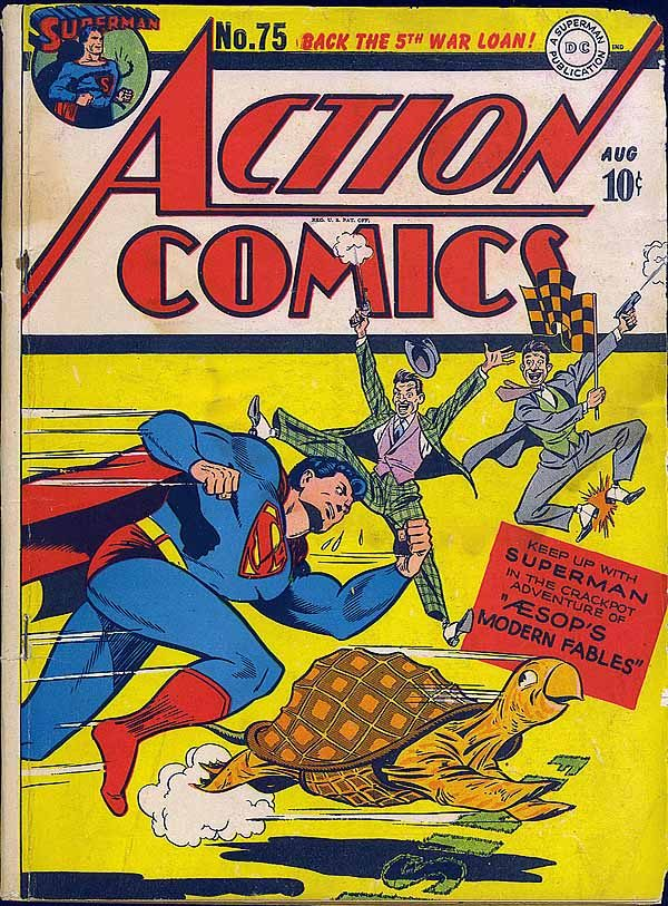 Action 75 cover