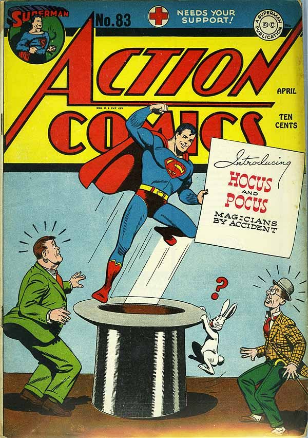 Action 83 cover