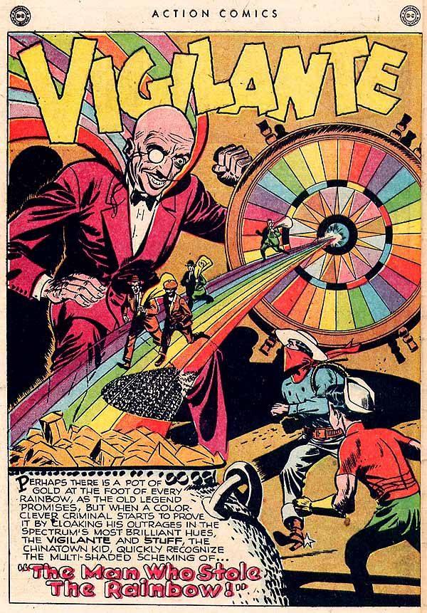 Action 115 Vigilante page
