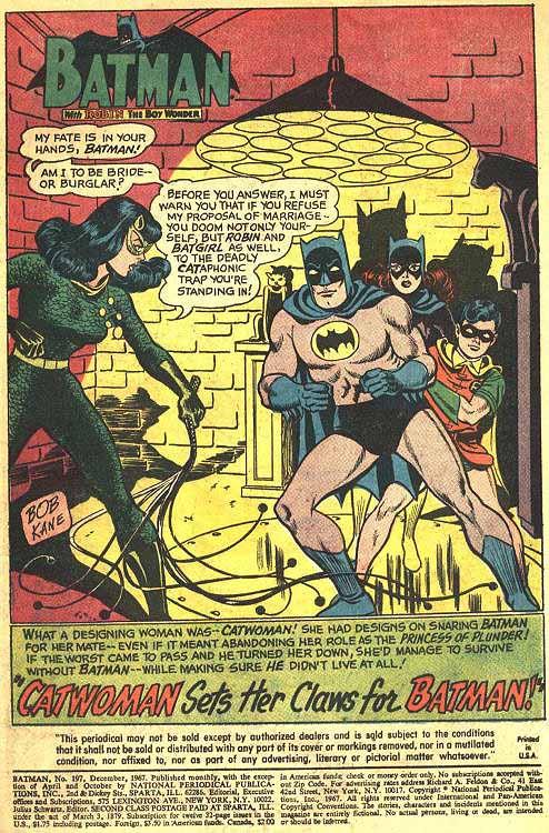 Batman 197 page