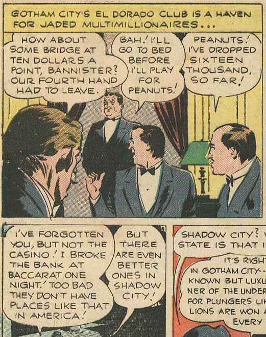 Batman 28 detail