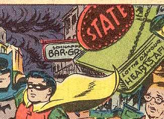 Batman 33 detail