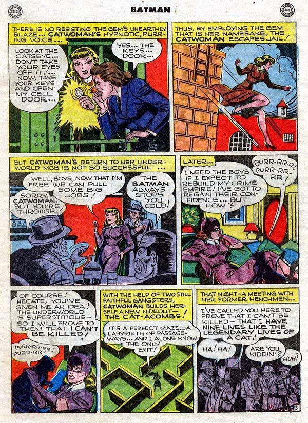 Batman 35 page