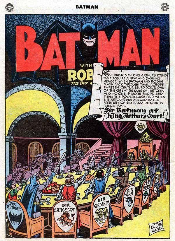 Batman 36 page