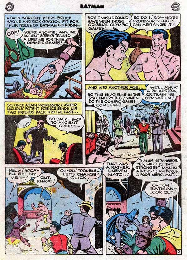 Batman 38 page