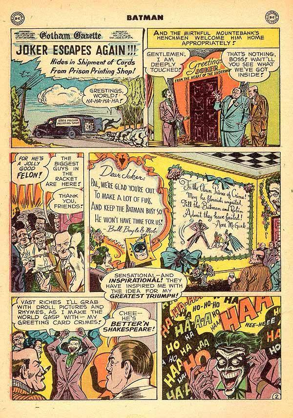 Batman 46 page.