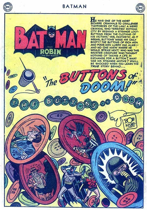 Batman 69 page