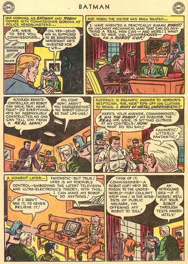 Batman 70 page