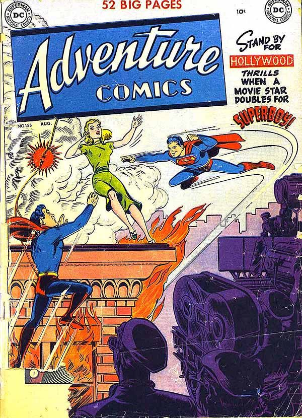Adventure 155 cover