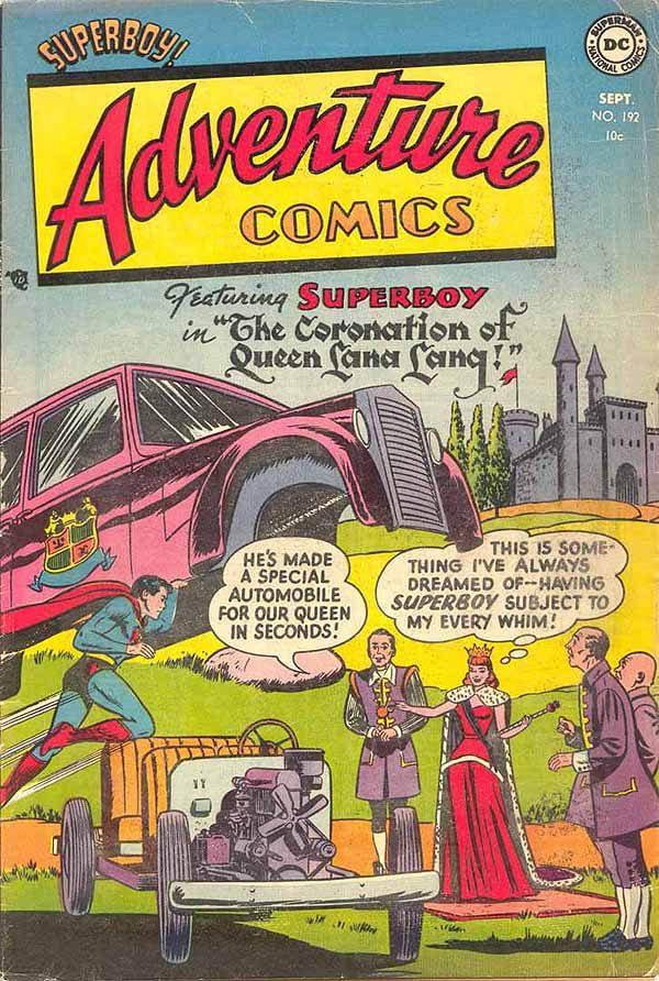 Adventure 192 cover