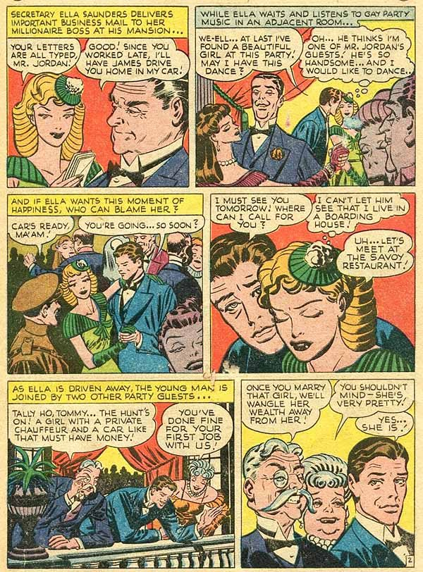 Adventure 124 Johnny Quick page