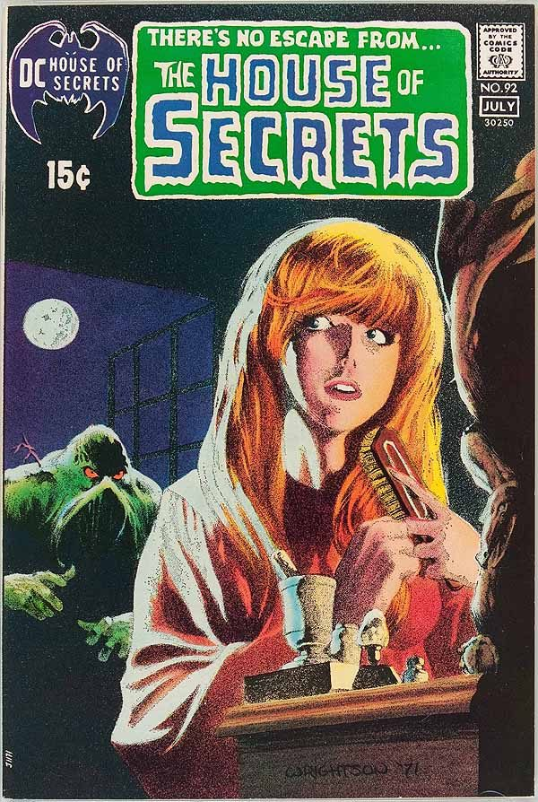House of Secrets 92 cover