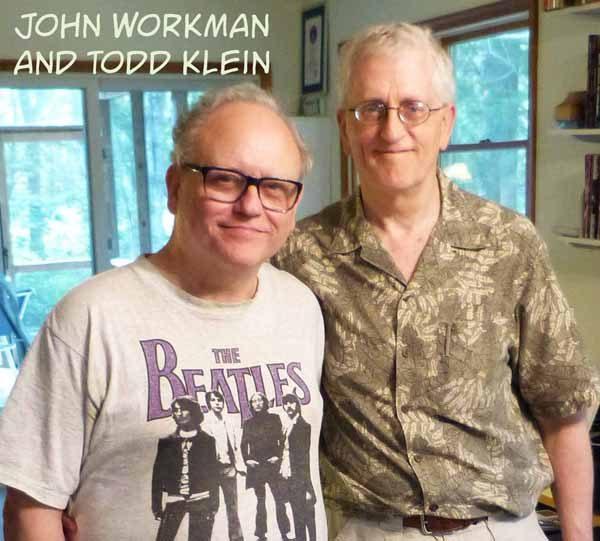 John Workman & Todd Klein, June 2015