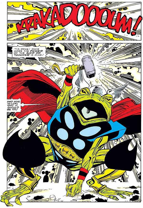 Thor 364 page