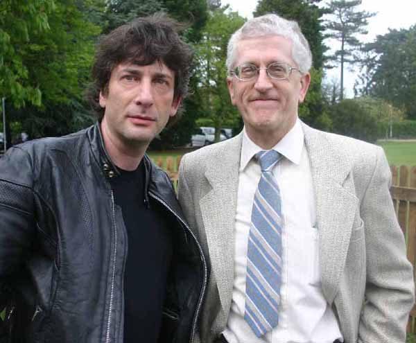 Neil Gaiman and Todd Klein 2007