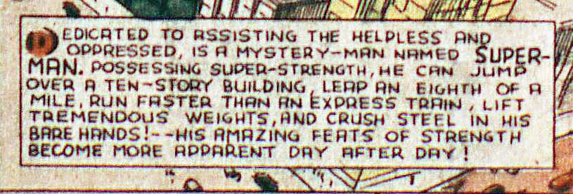 Action Comics 6 page detail