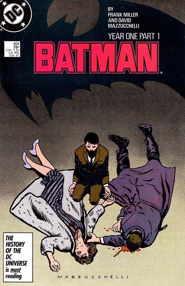 Batman 404 cover