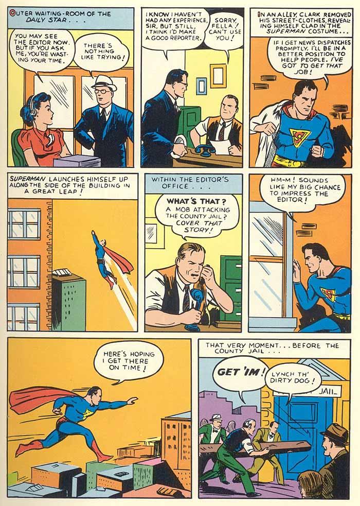 Superman 1 page 4