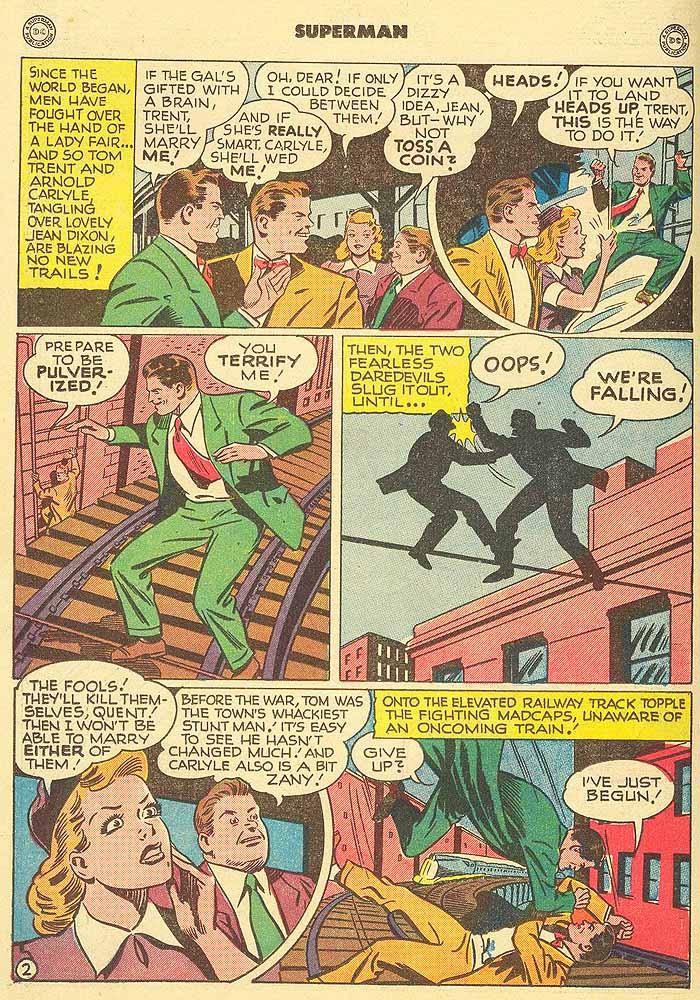 Superman 46 page 2