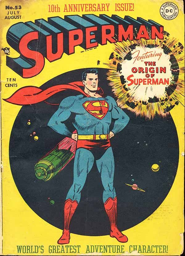 Superma 53 cover