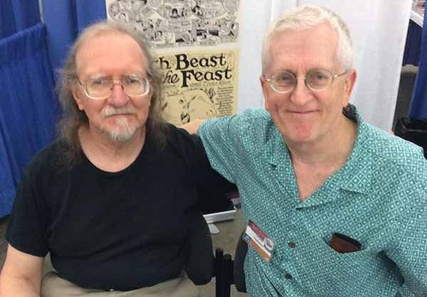 Tom Orzechowski and Todd Klein 2017