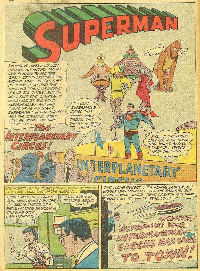Superman 145 page