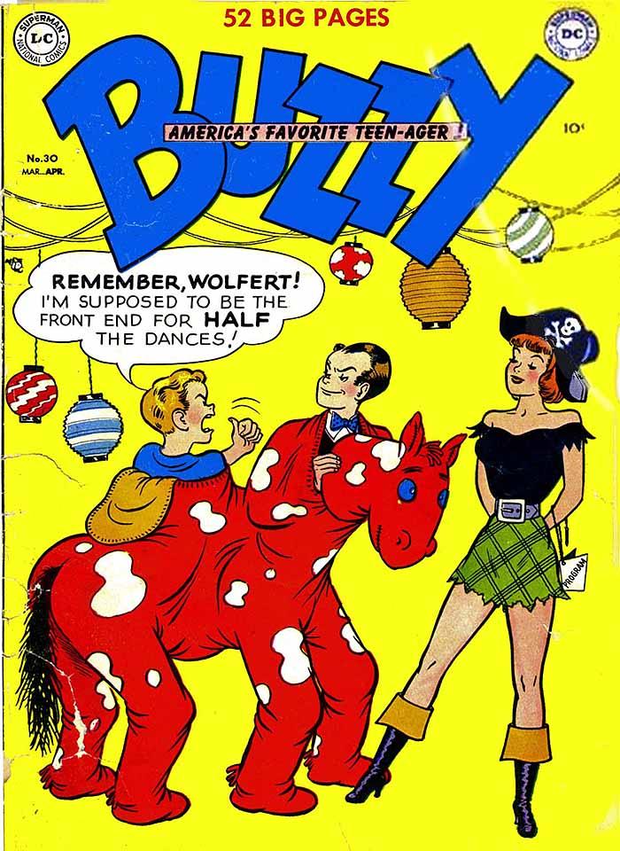 Buzzy 30 cover