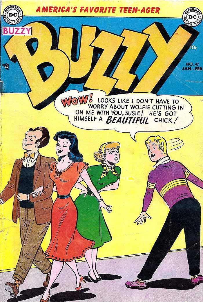 Buzzy 47 cover