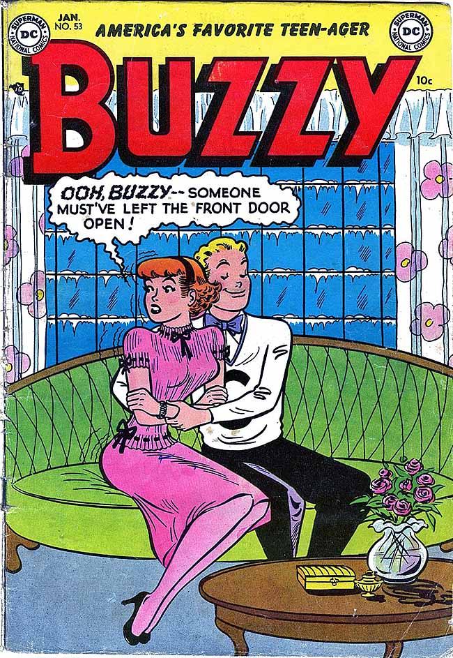 Buzzy 54 cover