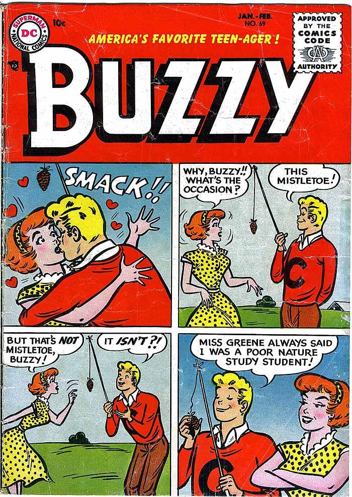 Buzzy 69 cover